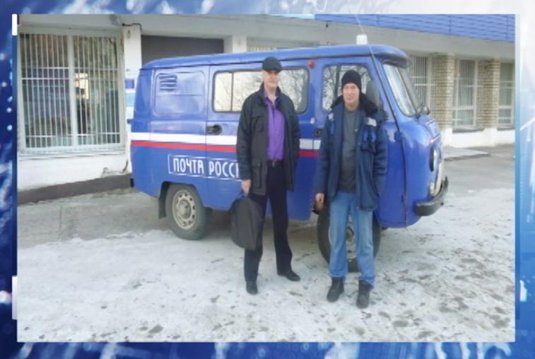Водителя попавшего под обстрел автомобиля «Почты России» наградят за мужество