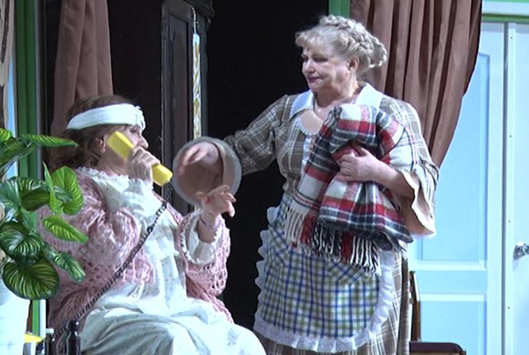 Премьера искрометной комедии «Тётки» пройдет в амурском драмтеатре