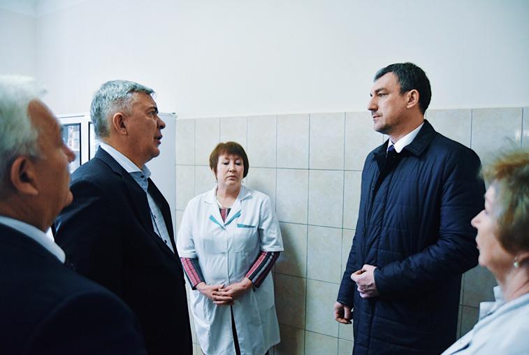 Подготовка к посевной, социальные вопросы: губернатор работал в Константиновском районе