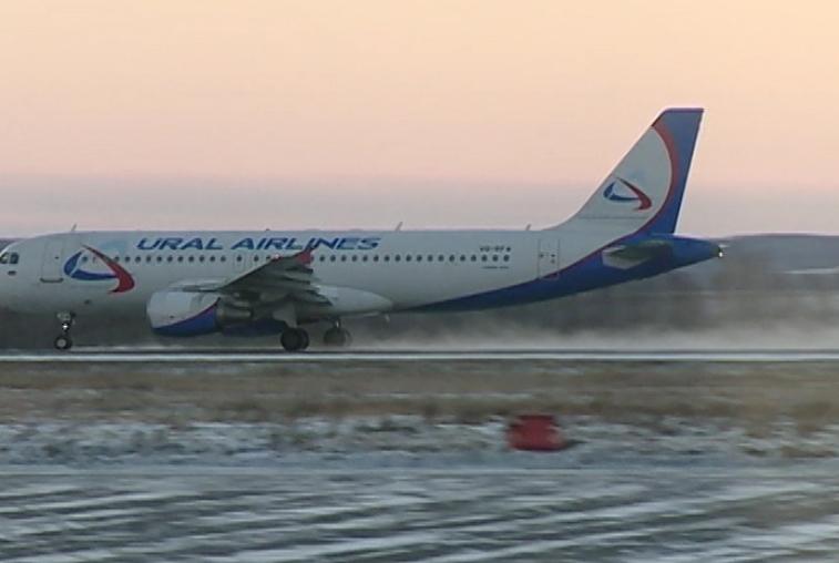 «Уральские авиалинии» увеличили частоту полетов из Благовещенска