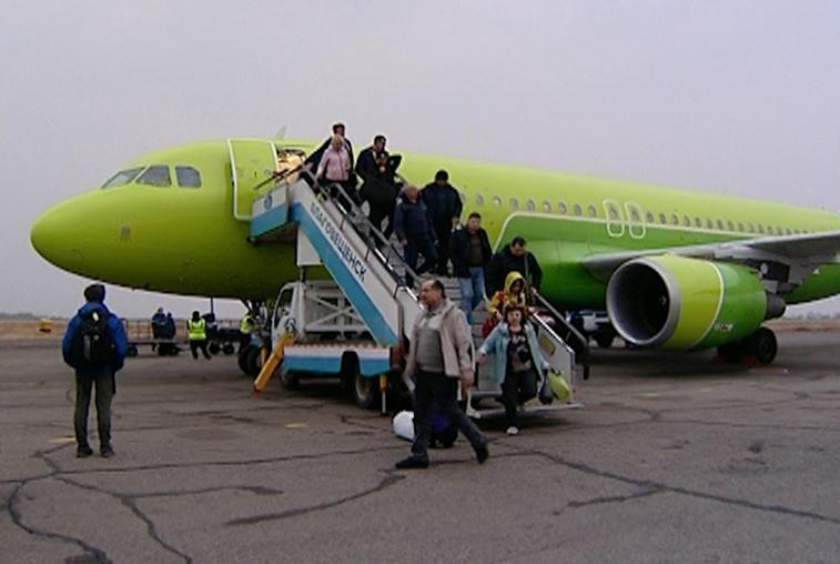 У амурчан расширились варианты полетов из аэропорта Благовещенска