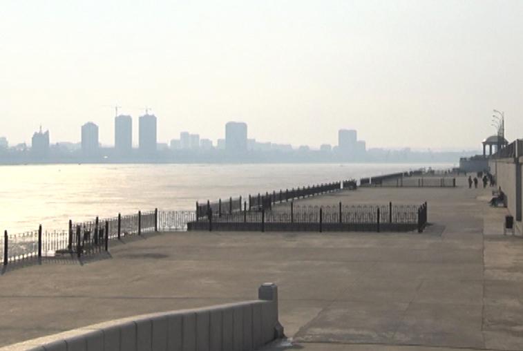 Дым и запах гари в Амурскую область принес ветер из Китая