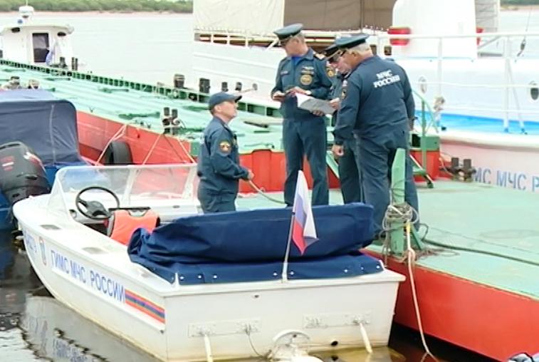 На реке Бурея открылась навигация для маломерных судов