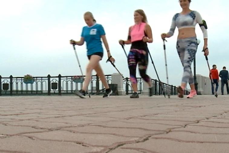 Общая зарядка и скандинавская ходьба: акция здоровья пройдет в Благовещенске