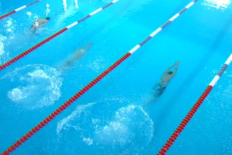 Открытое первенство Благовещенска по плаванию собрало более 150 спортсменов