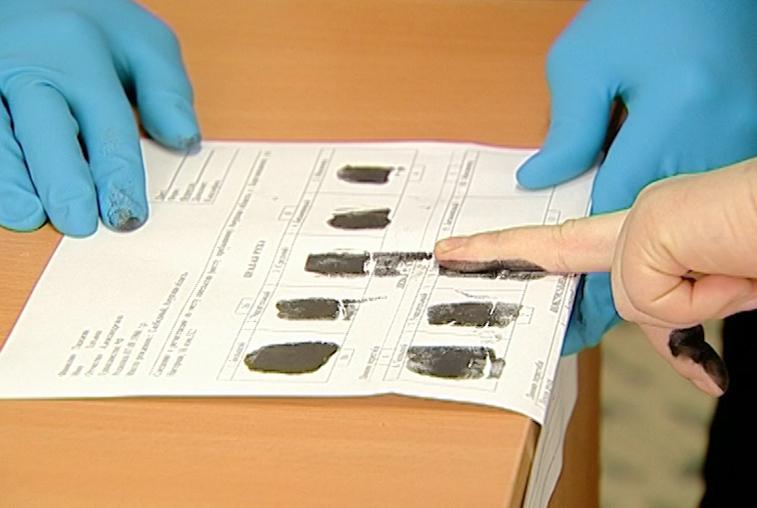 Полицейские предлагают благовещенцам сдать отпечатки пальцев
