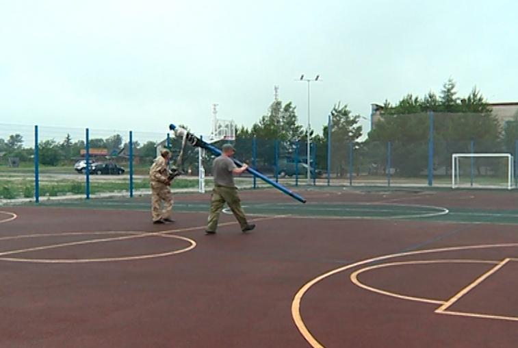 Больше 20 новых спортивных объектов построят в Приамурье в 2019 году