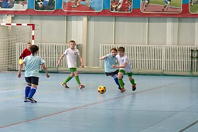 Футболисты из амурских детдомов разыграли путевки на полуфинал всероссийских соревнований