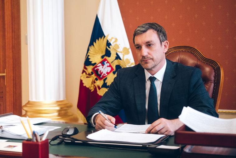Губернатор Василий Орлов ответит на вопросы амурчан в прямом эфире