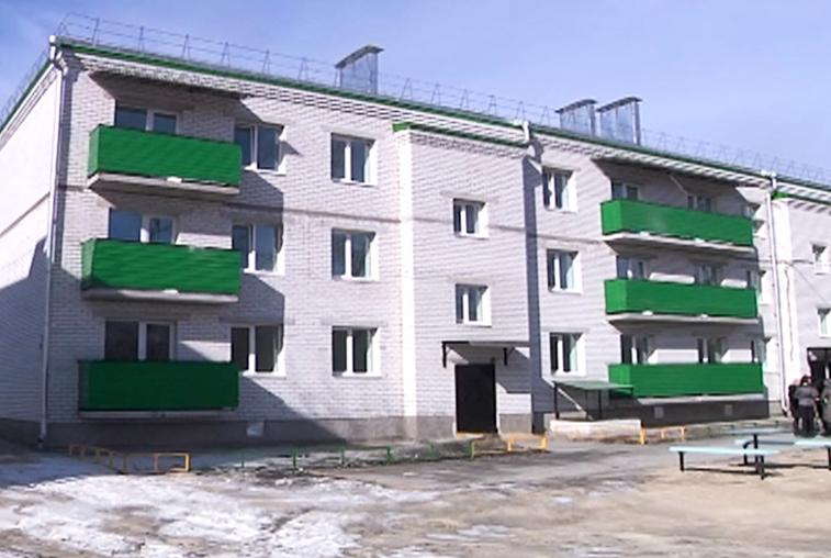Ещё 21 семья в Свободном получила новое жильё