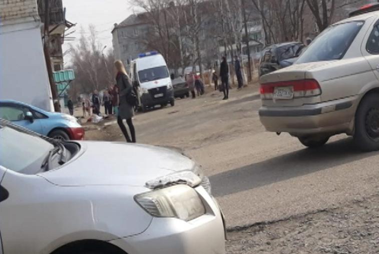 Женщину, пострадавшую при обрушении балкона в Прогрессе, прооперировали