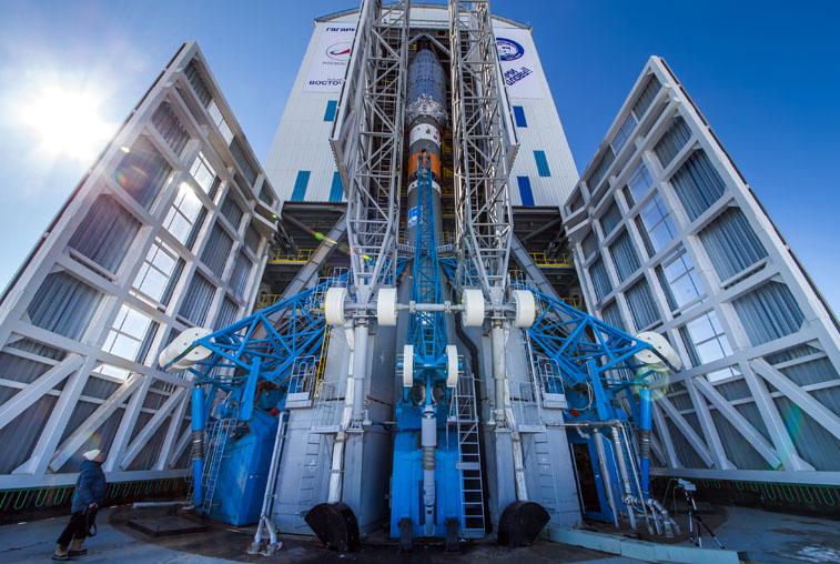Завершить создание комплексов для новейших ракет-носителей на Восточном поручил В. Путин