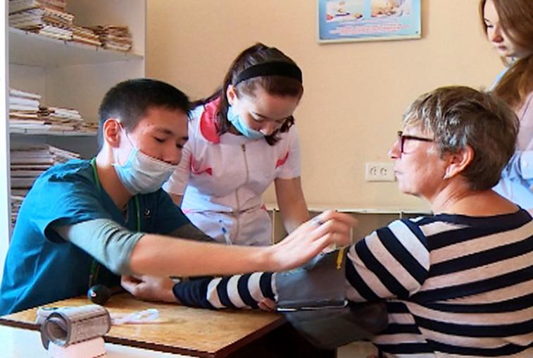 «#ДоброВСело»: волонтеры-медики вновь помогут амурским ФАПам