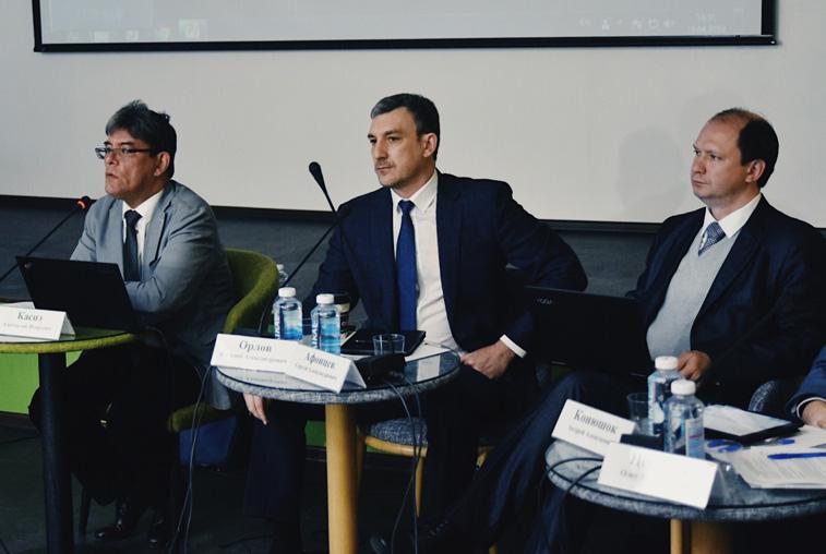 Позиционирование Приамурья в контексте развития Дальнего Востока обсудили эксперты