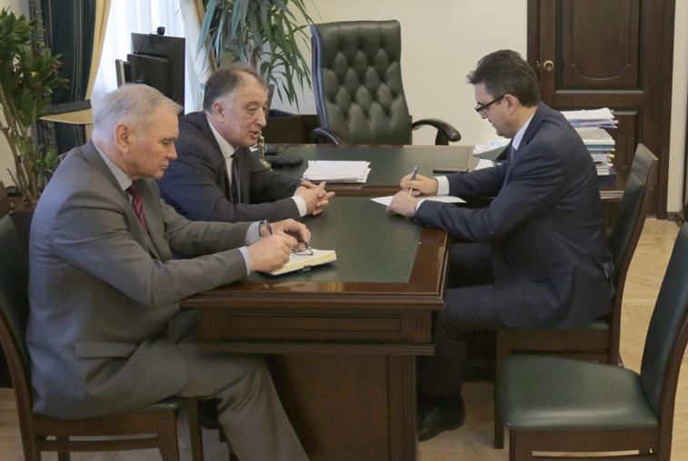 АмГУ договорился о сотрудничестве с ведущими университетами Томска