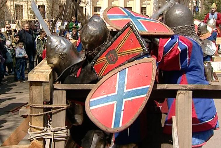 Фестиваль исторической культуры «Амурское Албазино» состоялся в Благовещенске