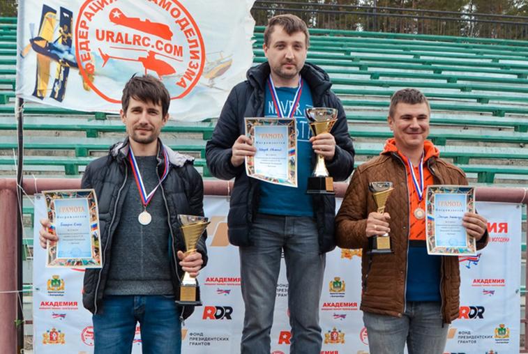 Амурчанин стал призером всероссийского чемпионата по дрон-рейсингу