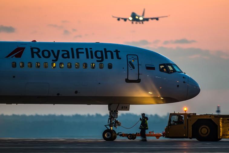 Пассажиропоток амурчан на международных рейсах увеличился