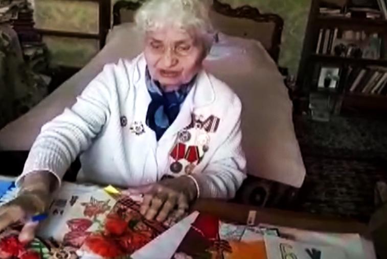Ветерана из Москвы поздравили с Днём Победы неравнодушные амурчане