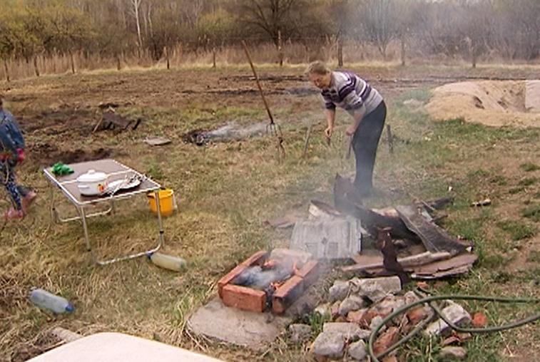 Костры и шашлыки под запретом: в Приамурье усиленно патрулируют территории дачных участков