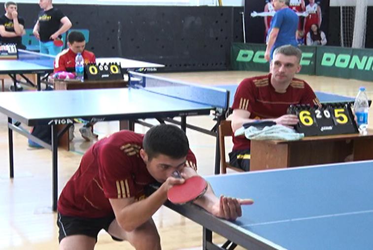 Теннис+волейбол: число команд на соревнованиях по волентену растёт