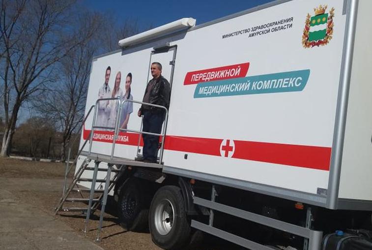 «Путь к здоровью»: онкопатруль начал работу в Тамбовском районе