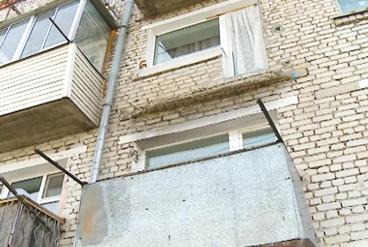 Как жительница Прогресса восстанавливается после страшного падения с третьего этажа