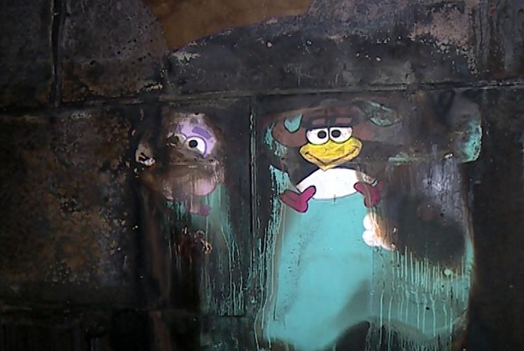 В Усть-Ивановке при пожаре пострадало здание детского сада