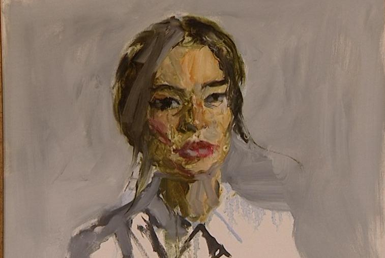 Заслуженный художник России Л.Кильчанский открыл свою выставку «Только живопись»