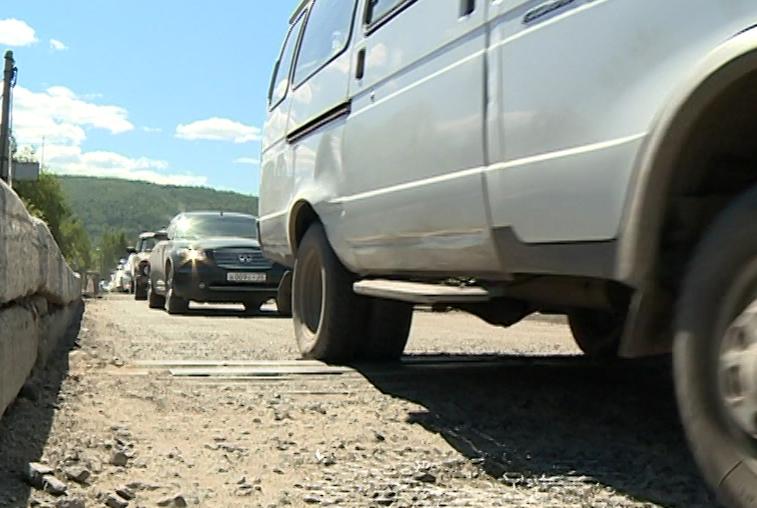 На федеральной трассе «Лена» в Тындинском районе началась масштабная реконструкция