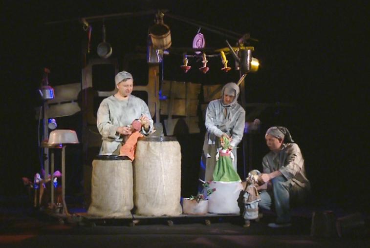 О новых постановках Амурского областного театра кукол