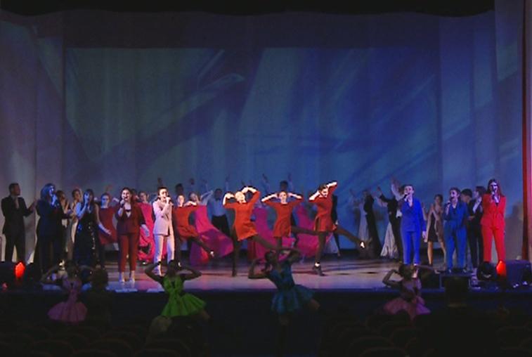 В Амурском областном колледже искусств и культуры состоялся отчётный концерт