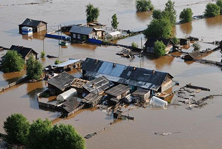 Пострадавшим от наводнения в Иркутской области нужна помощь