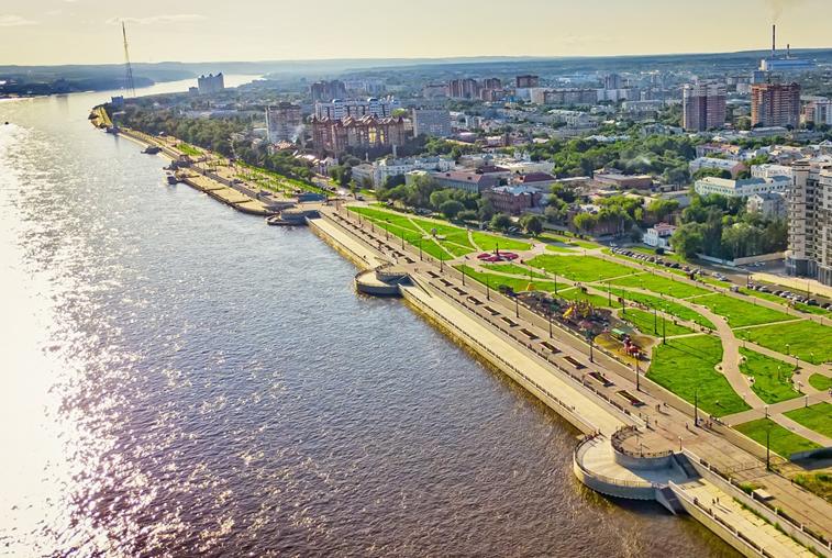 Статус «Свободный порт Владивосток» получит Благовещенск в течение трех месяцев
