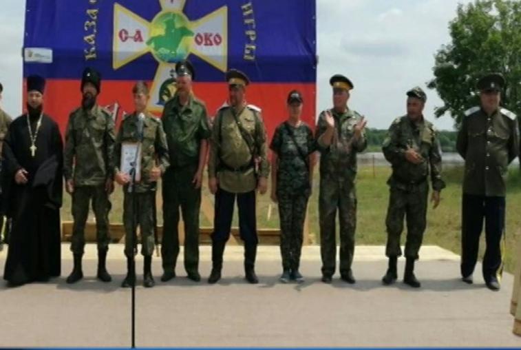 Звание «Атаманец года» завоевал воспитанник Амурского казачьего колледжа