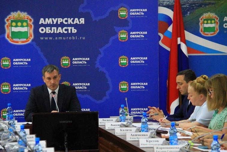 На заседании правительства обсудили меры поддержки подтопленцам из Селемджинского района