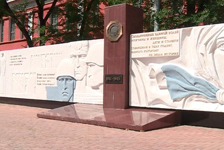 В Благовещенске обновляется мемориал в честь тружеников тыла