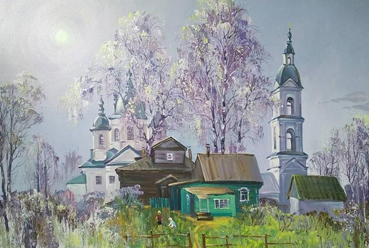 Экспозиция Вадима Кондратьева «Под небом Родины моей»