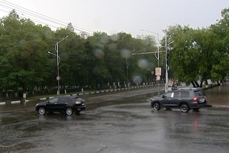 Амурскую область вновь накроют дожди