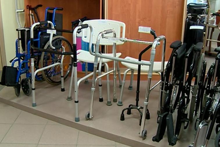 Пункт проката технических средств реабилитации помог более 1800 амурчанам
