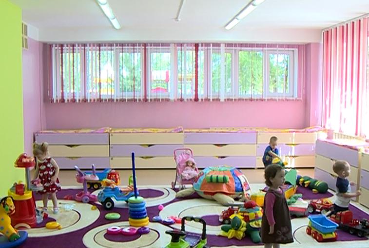 В детсадах области увеличат количество мест