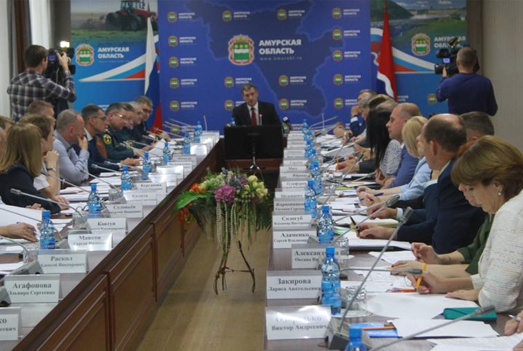 Режим ЧС объявлен в Приамурье: под угрозой стихии весь регион