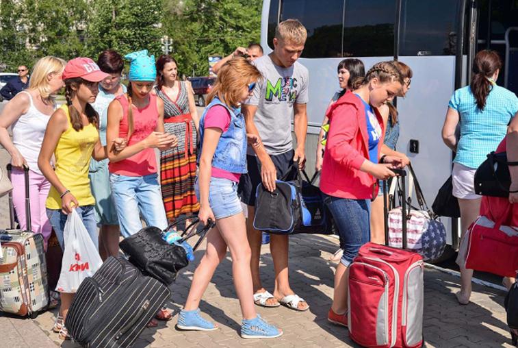 Белогорский лагерь «Мелиоратор» эвакуирован