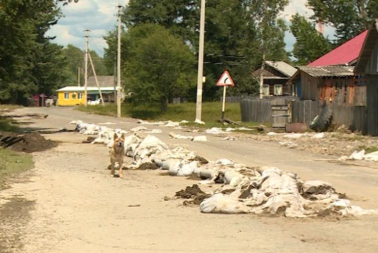 Селемджа покидает подтопленные поселки