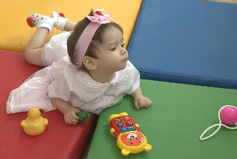 «Счастье каждому»: годовалая Просковья нуждается в любви заботливых родителей