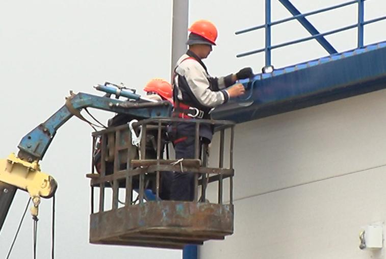 Амурские студотрядовцы работают на крупнейших стройках ДВ