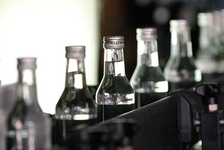 В зонах ЧС выявлены факты продажи алкоголя – выписаны штрафы