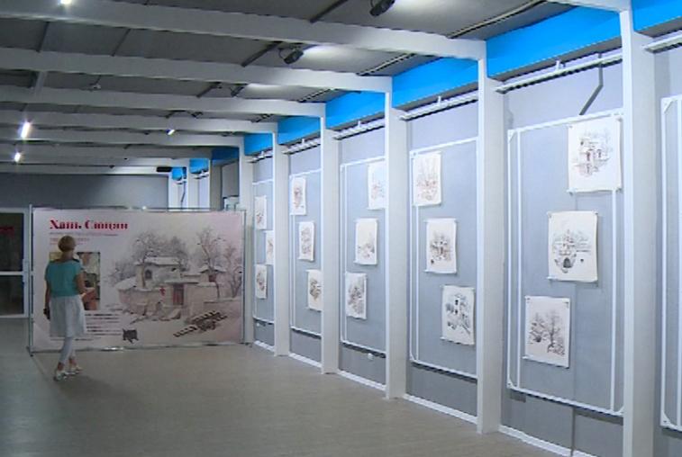 Амурских ценителей искусства восхитила выставка китайского художника