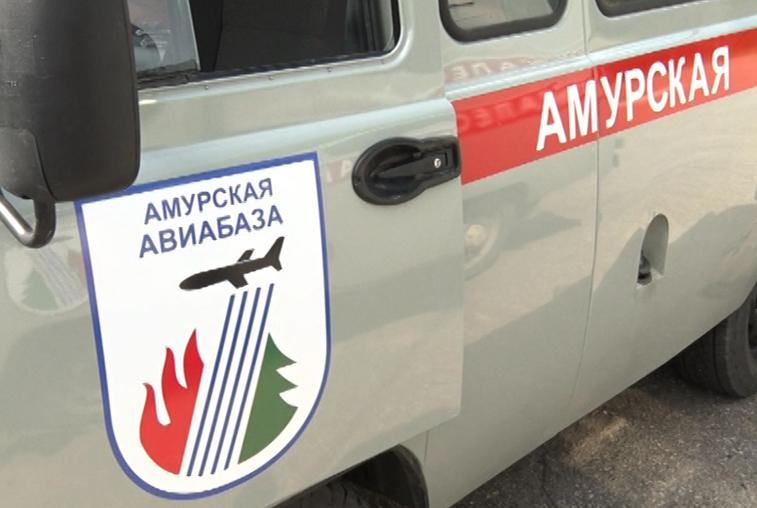 Специалисты амурской Авиалесоохраны помогут в тушении лесных пожаров в Бурятии