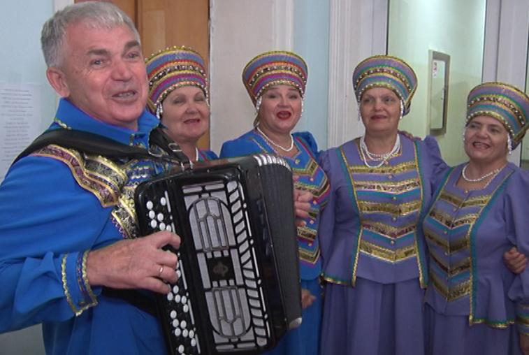 В Благовещенске состоялась встреча-концерт ветеранов Амурского народного хора